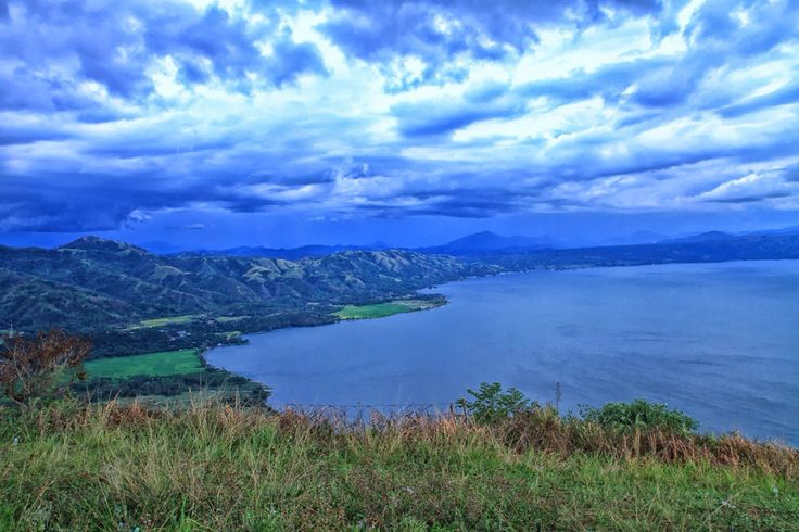 Danau Singkarak, Sumatra Barat, Indonesia