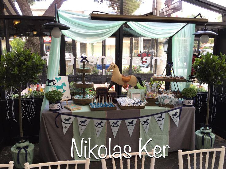 Η βάπτιση του Φίλιππου! www.nikolas-ker.gr
