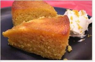 Best Cake Recipe!! Whole clementines are boiled and blended to create this deliciously luxurious cake!