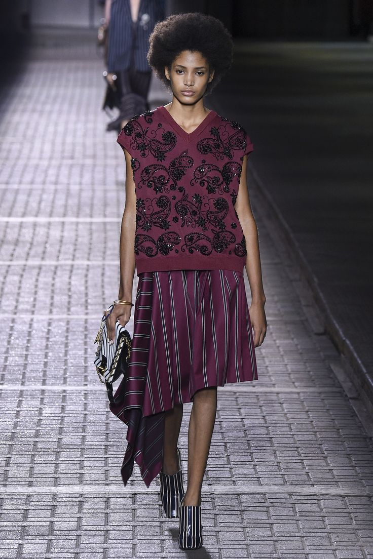 Mulberry Spring 2017 Ready-to-Wear Collection Photos - Vogue