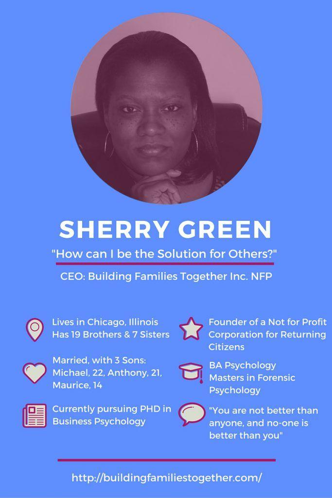 Sherry Green Building Families Together inspiringmompreneurs.com
