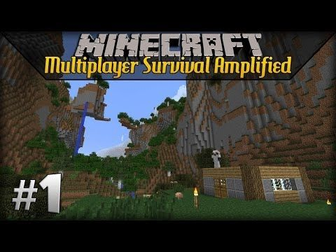 http://minecraftstream.com/minecraft-episodes/minecraft-multiplayer-survival-amplified-wmoomoomage-episode-1/ - Minecraft Multiplayer Survival Amplified: w/moomoomage - Episode 1  Cow cliff diver! Want more Minecraft Multiplayer Survival Amplified? Here is the link to the playlist! https://www.youtube.com/playlist?list=PLub3b8hbDbV7MEmIxWw9hI3VZjM6OPxze moomoomage's Channel : http://www.youtube.com/user/moomoomage If you enjoyed the video make sure to subscribe for...