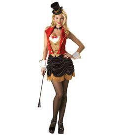 womens ringmaster costume - Chasing Fireflies