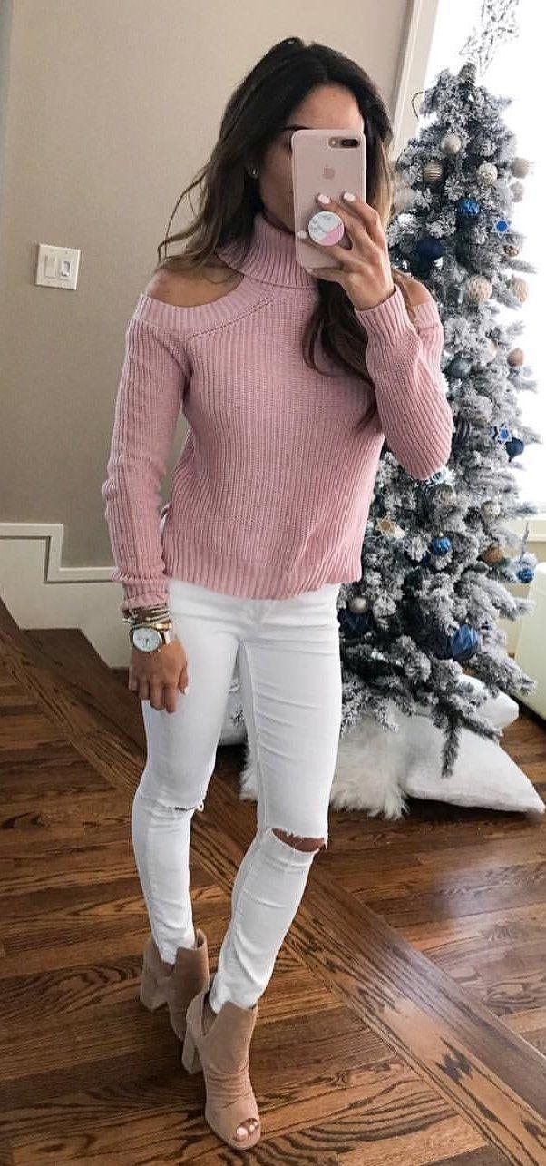 women's cold-shoulder #corduroy long-sleeved #shirt