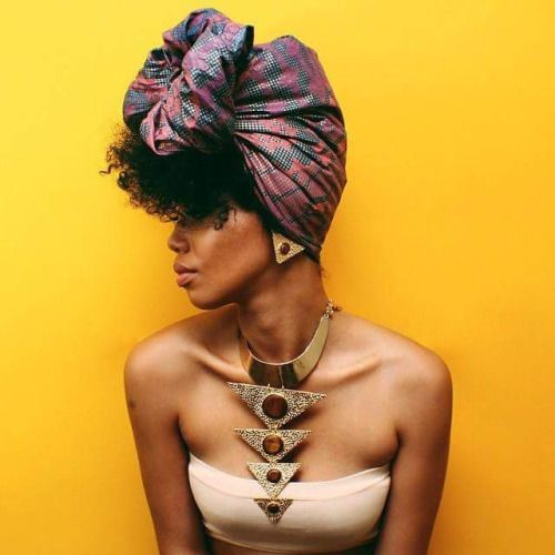 30 Headwraps for the Long, Short and Loc'ed Part 1
