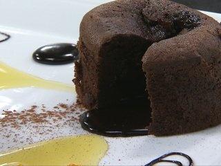 Recetas | Volcán de chocolate | Utilisima.com: Recetas De Chocolates, Food