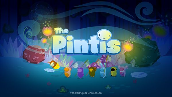 Book: The Pintis on Behance BUENAS NOTICIAS! Los Pintis ya están!!! Esta historia está dirigida a niños de entre 1 y 7 años de edad, es de fácil lectura y contiene ilustraciones que estimulan la imaginación y la creatividad de los más pequeños. https://play.google.com/store/apps/details… Se agradece la difusión Emoticono smile