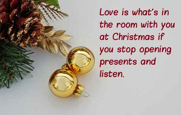 Christmas spirit pictures and quotes | Christmas Quotes and Sayings for Kids | StyleGerms