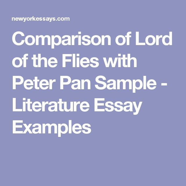 Lord of the flies essay helping quotes