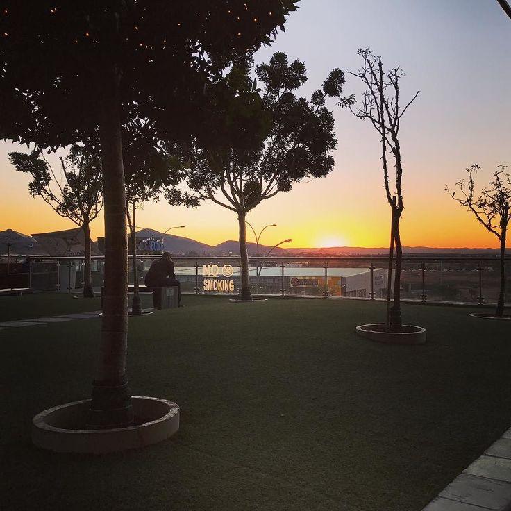 Sunset at Roco Mamas