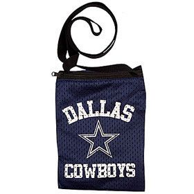 Dallas Cowboys Game Day Pouch Bag