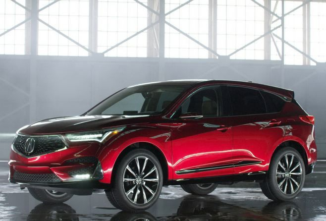 The 2019 Acura Rdx Prototype Is A Compact Suv That Was Shown To The World During The 2018 North American Auto Show The Man Acura Rdx Cheap Sports Cars Acura