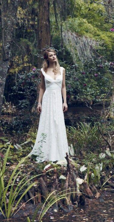 Robe de mariée Nicole Miller en exclusivité chez Metal Flaque - canon