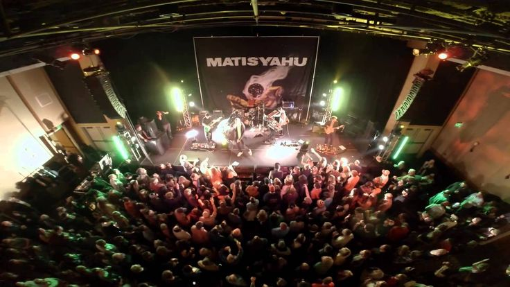 "Matisyahu ""Champion"" (2014 Fall Tour Highlight Video)"