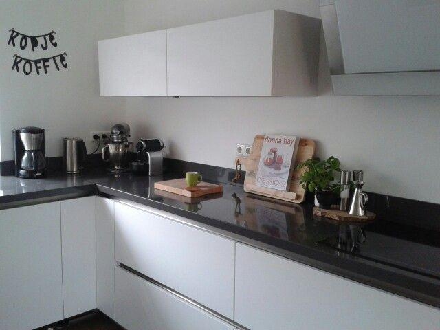 Mooie nieuwe keuken!