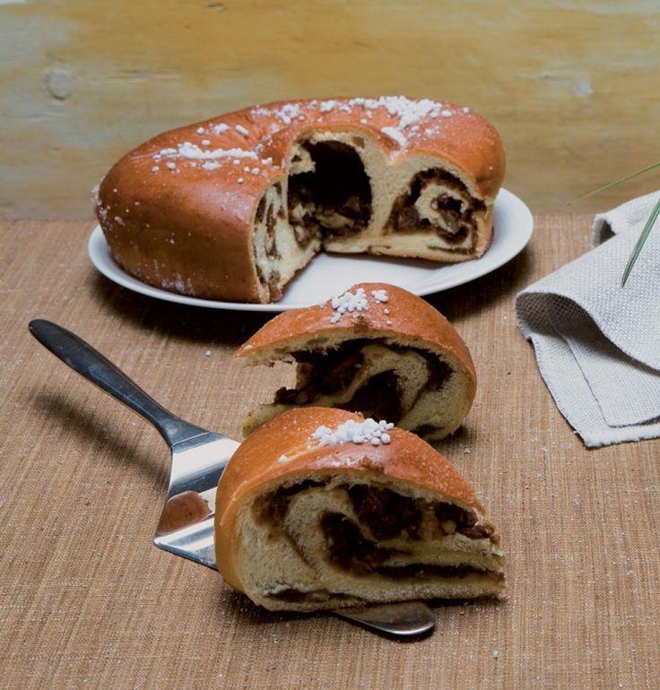 Gubana #friuli #cake #delicious #food #recipe