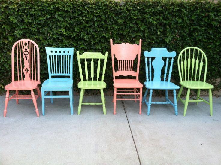 Best 25+ Farmhouse Table Chairs Ideas On Pinterest