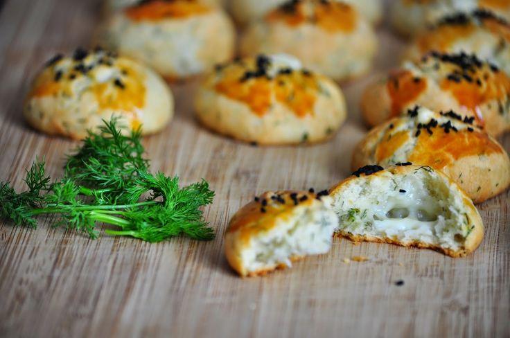Dereotlu Peynirli Pogaca / Dill and Cheese Pastry | Teaspoon of Cinnamon