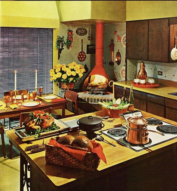 Kitchen Impossible Updates: 1970's--queens Of Vintage's