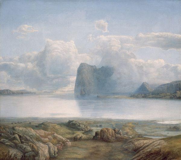 Lars Hertervig – Norsk kunstnerleksikon