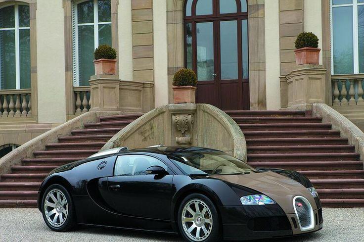 Bugatti Veyron Fbg par Hermès: Ein weiteres Sondermodell des Supersportwagens