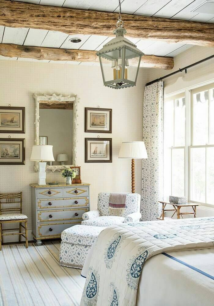 30 French Country Bedroom Design And Decor Ideas For A Unique And