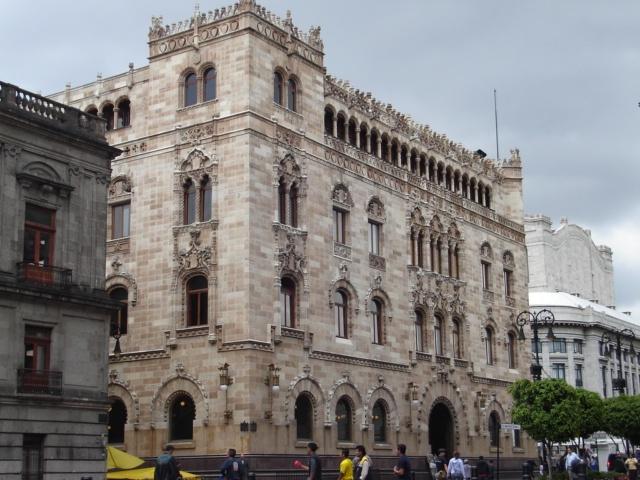 Palacio Postal de Correos de México