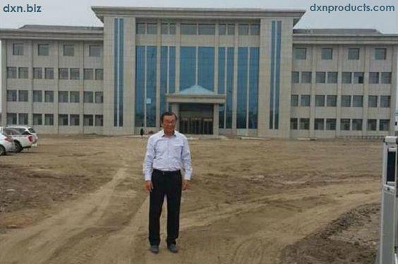 DXN China new company building, Ningxia, China