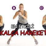 Kalça inceltmek için plie pulse hareketini düzenli olarak yapın. 1 ay sonunda mükemmel kalçalara sahip olun.