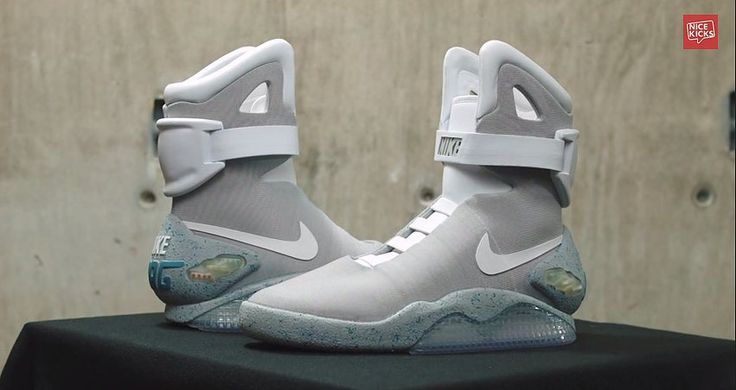 Nike Is Making Back to the Future's Self-Lacing Sneakers