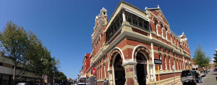 Fremantle Post Office, Central Fremantle, Western Australia