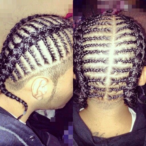 Iverson Braids My Hairstyles Pinterest Braids