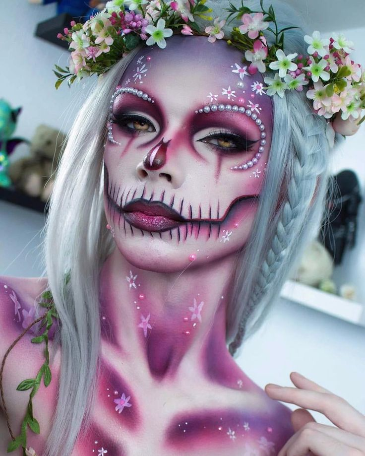 """280 Likes, 2 Comments - Sugarpill Cosmetics (@sugarpill) on Instagram: """"Swooning over @zorinblitzz's magnificent creation inspired by @ellie35x featuring #sugarpill Love+…"""""""