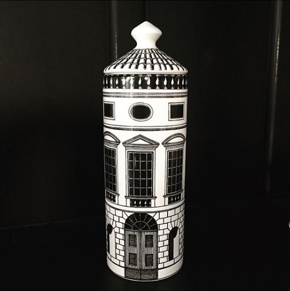 Damonte & Lacarrieu design store based in Saint Tropez    Fornasetti