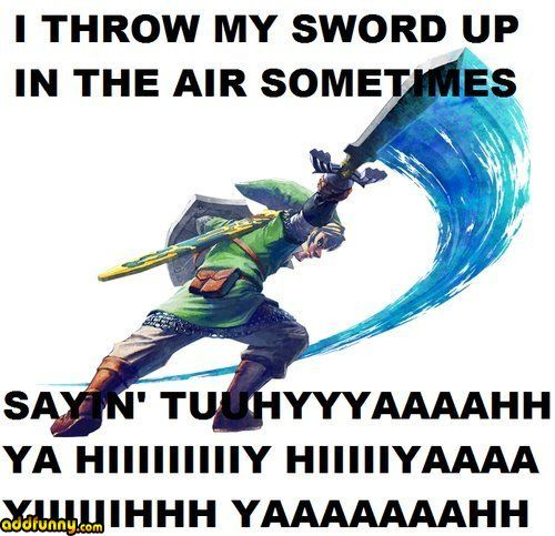 Image result for skyward sword funny