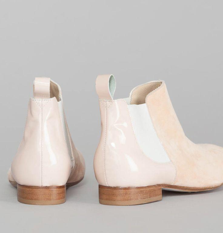 Boots Brice Sable Maurice Manufacture en vente chez @LException