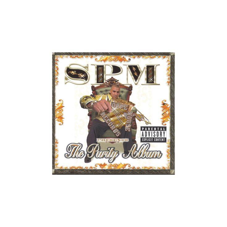 South park mexicans - Purity album [Explicit Lyrics] (CD)