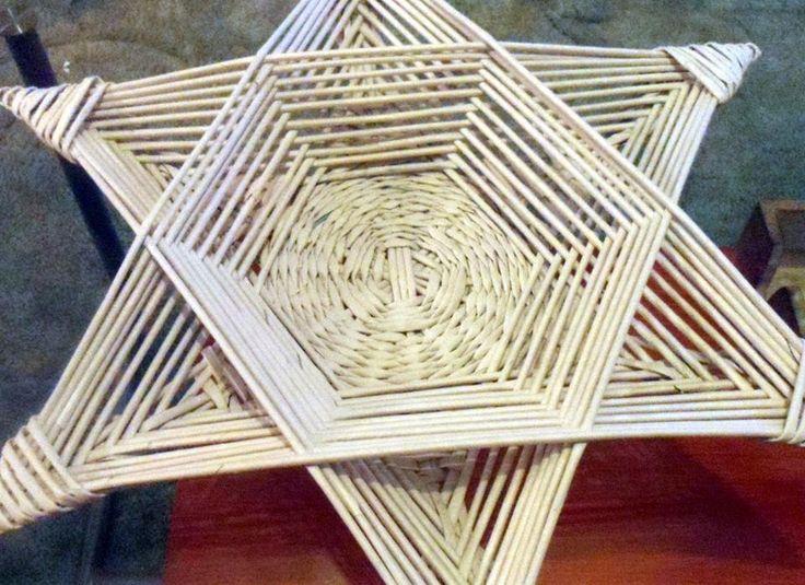 Sziasztok! Mai napi mini lecke ('16.10.17.) Az alábbi képeken egy 6 ágú csillag alakú tálca készítése kerül bemutatásra. Nem könnyű, így haladóknak ajánlott 🙂 Share