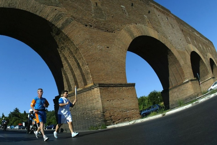 Rome: Rome had been chosen as the venue of the 1908 Summer Olympics but had to give up the opportunity to London when Mount Vesuvius erupted in 1906. The city finally got its chance in 1960.