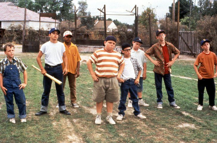 Pin for Later: 14 Summer Movies You and Your Kids Need to Watch Together The Sandlot