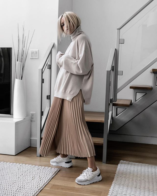 MOOD&STYLE&TREND: PLEATED 2019! 20+ FRESH OUTFITS!