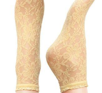Sneaky Fox ankle socks Rosella Lemon Danish design one size fits all