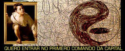 PRIMEIRO COMANDO DA CAPITAL PCC 1533: Os bandinetes, o irmão Cabuloso, e a profª. Tuvel....