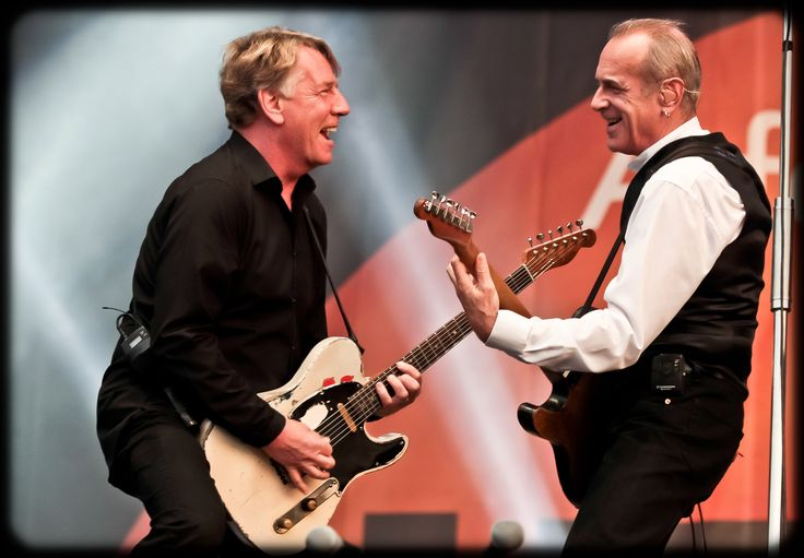 Status Quo spielen am Stars in Town in Schaffhausen am 11. August 2016. Tickets…