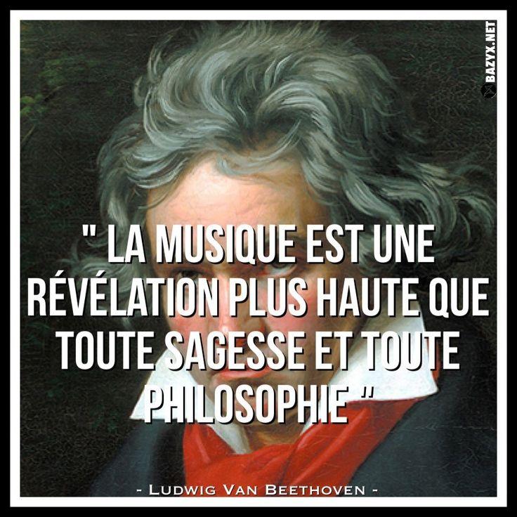 - Ludwig Van Beethoven -