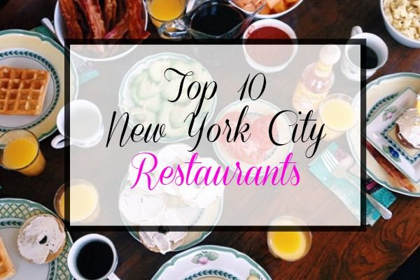 The ultimate list of the best food in NYC; ranked by awesomeness #food #beauty