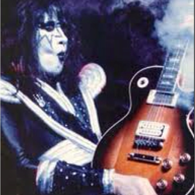 Mv Kiss And Makeup: 55 Best Ace Frehley Images On Pinterest