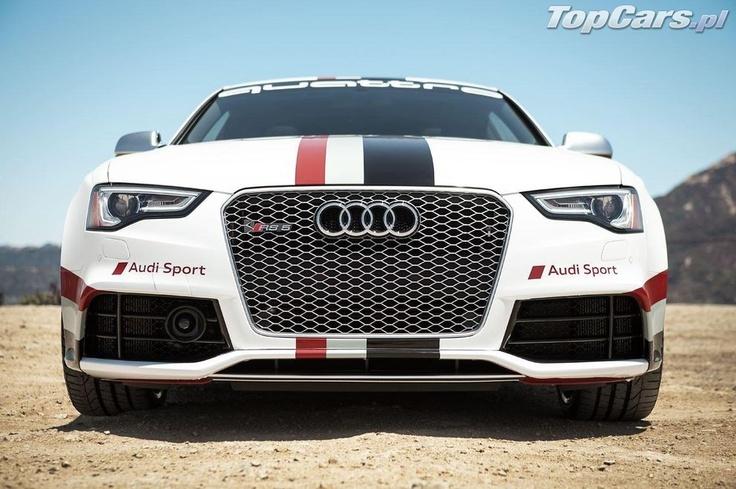 Pikes Peak Audi sport, Audi rs5, Audi