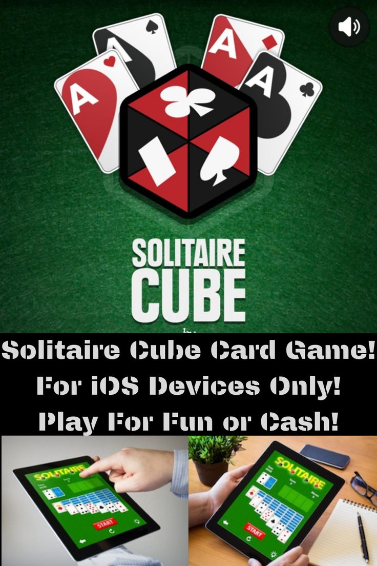 Solitaire Card Game! Play For Fun or Play & Win Cash