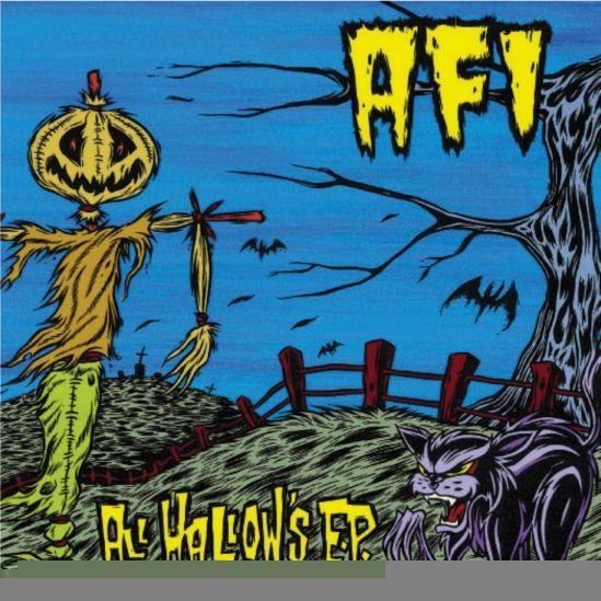 AFI- All Hallows' EP